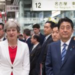 British PM May reassures Japan on Brexit & Security