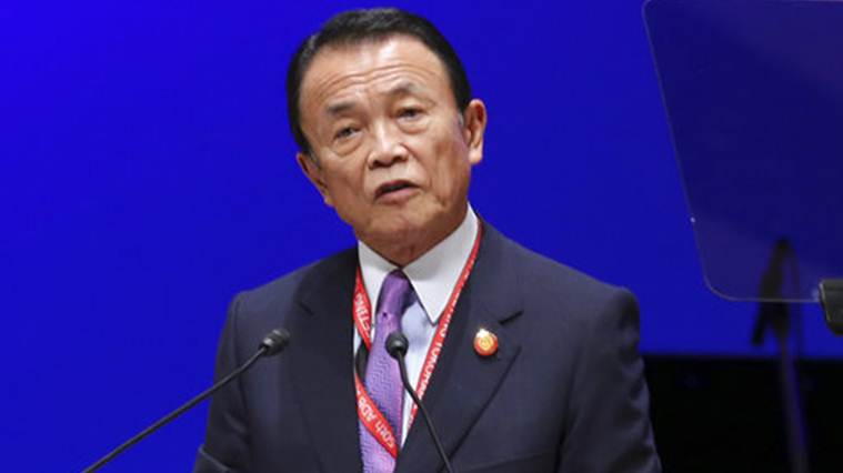Deputy PM Taro Aso calls Japan a nation with single race